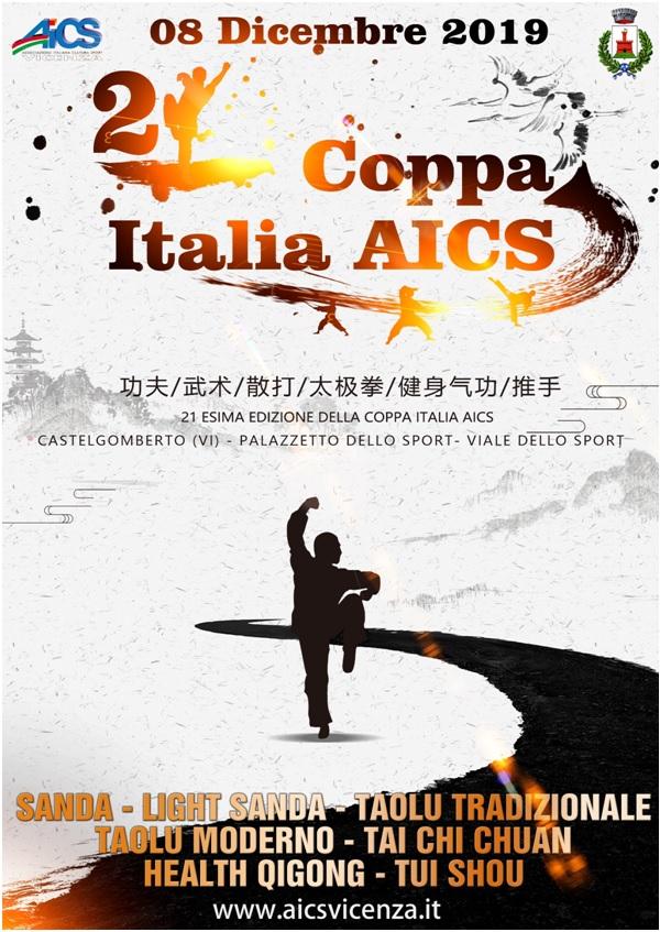 21 COPPA ITALIA AICS
