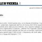 Il Giornale di Vicenza Calcio 2012-13